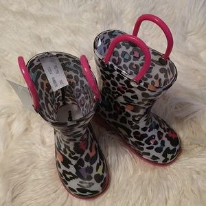 Other - NWT Toddler  rain boots